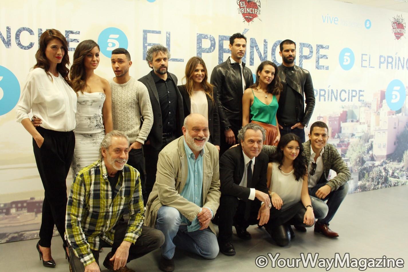 Llega 'El Príncipe' a Telecinco   YourWay Magazine
