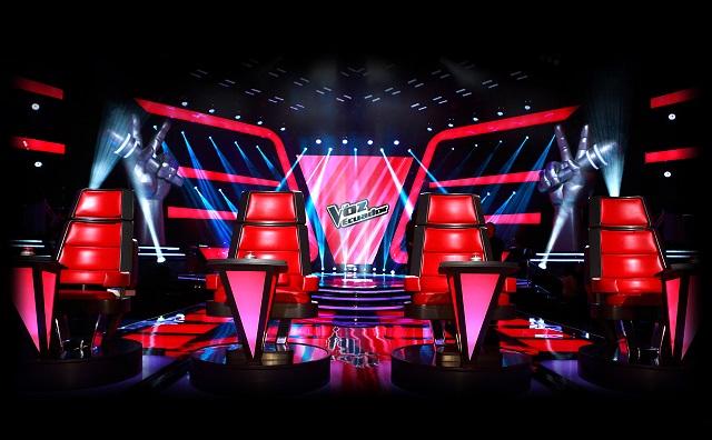 coaches la voz españa telecinco sillas