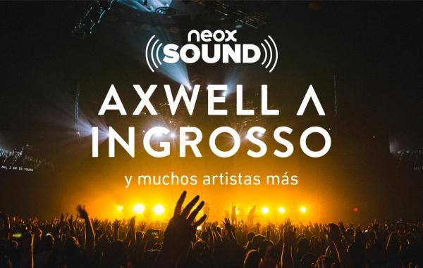 neox sound 2017 cartel entradas artistas getafe madrid