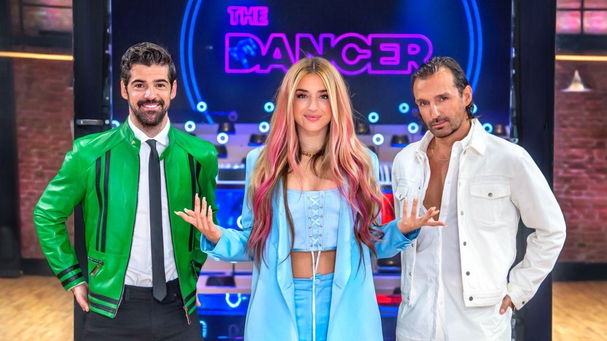 the dancer tve lola indigo rafa mendez miguel angel muñoz entrevista programa television baile