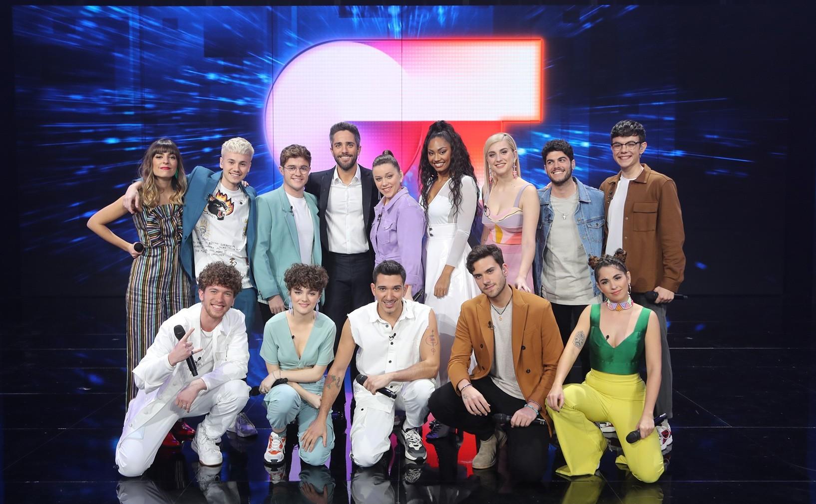 gala 6 ot 2020 concursantes actuaciones nominados academia mejores momentos semana flavio anne bruno
