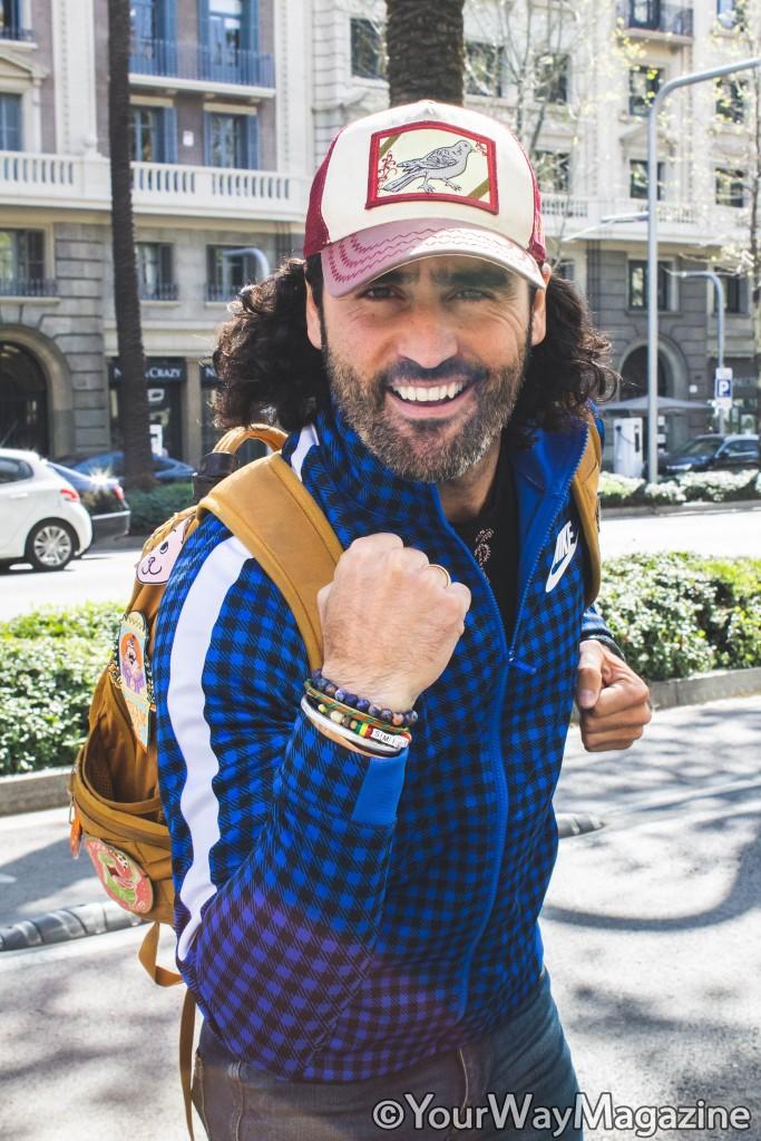 raul gomez maraton man #0 libro la vida mola programa television deporte