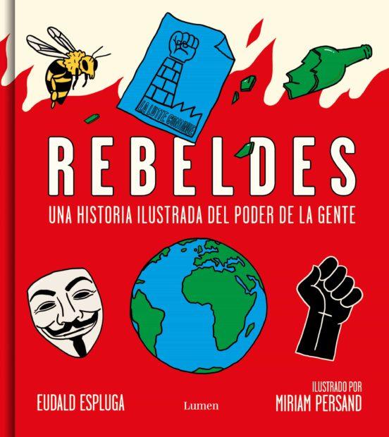 5 libros para regalar en sant jordi dia del libro rebeldes eudald espluga comprar