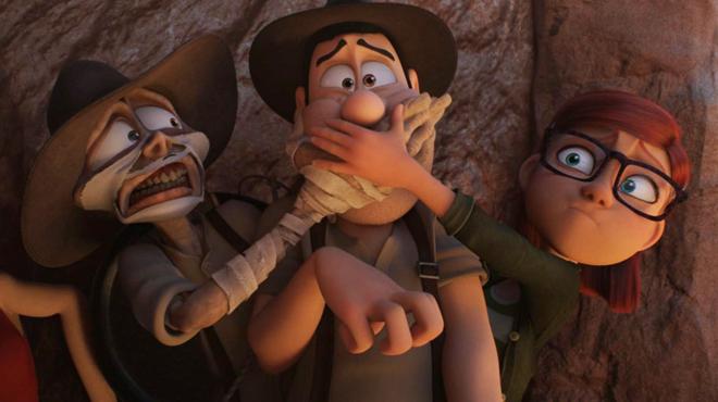 cine animacion españa tadeo jones