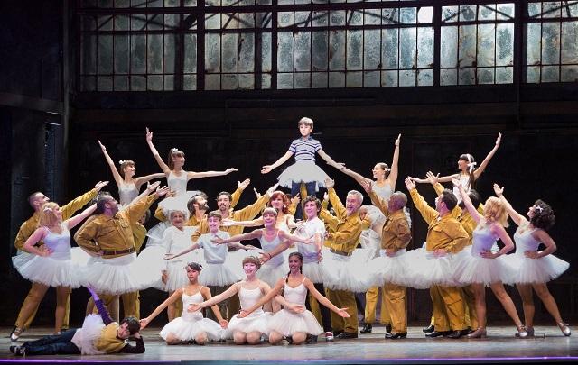 billy elliot, el musical critica madrid españa teatro nuevo alcala entradas