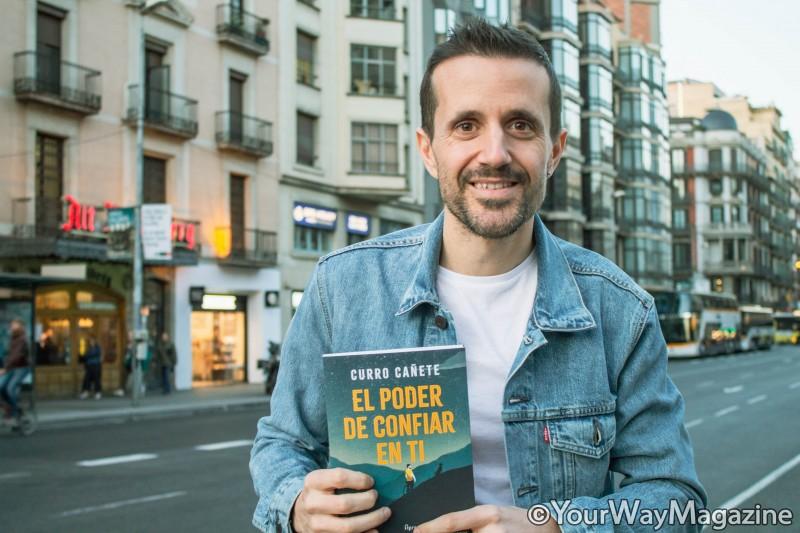 curro cañete entrevista libro autoayuda el poder de confiar en ti comprar