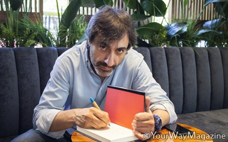 entrevista juan del val novela candela premio primavera nuria roca polemica relacion abierta hormiguero