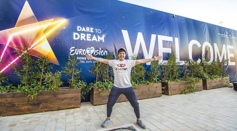 primer ensayo miki españa eurovision 2019 la venda israel tel aviv puesta en escena actuacion