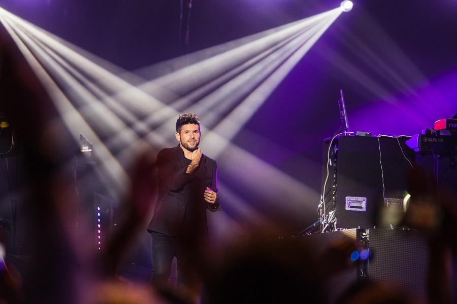 vive dial pablo lopez fotos actuaciones concierto madrid